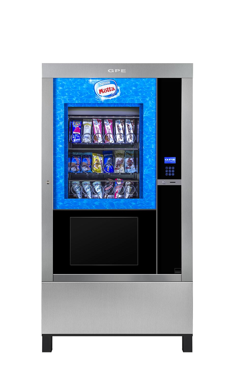 Frozen Maxi Store Nestlè